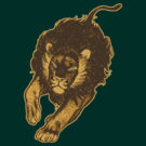 Lion, Lion T-Shirts and more by Cheerful Madness!! at Redbubble