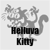 Helluva Kitty Cartoon T-Shirts and accessories by Cheerful Madness!! at Shirtcity