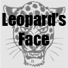 Leopard's Face T-Shirts and accessories by Cheerful Madness!! at Shirtcity